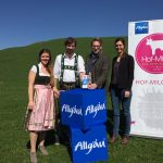 Mit Johanna Krauß, Allgäu GmbH (links), & Sarah Diem, Öko-Modellregion Oberallgäu Kempten