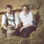Die Gründer: Johannes Nussbaumer & Matthias Haug
