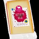 Rotwein Käse