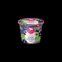 Schwarze Johannisbeer Jogurt aus Heumilch