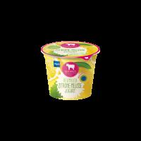 Zitrone mit Melisse Jogurt aus Heumilch