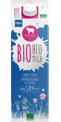 Bio Heumilch 3,8%